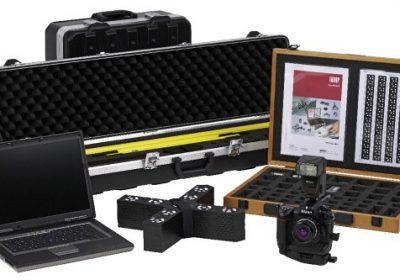 Optički mjerni sustav TRITOP kojim je provedeno mjerenje