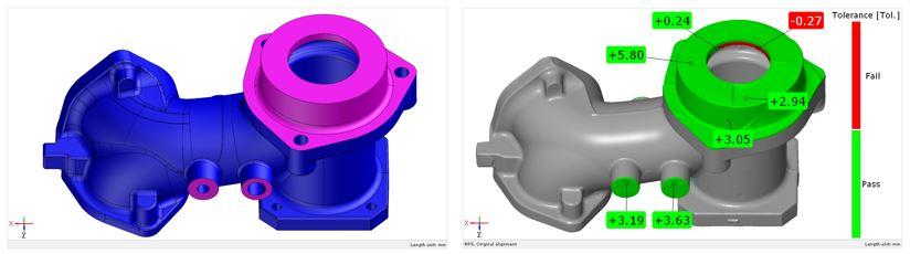 3D skeniranje ATOS
