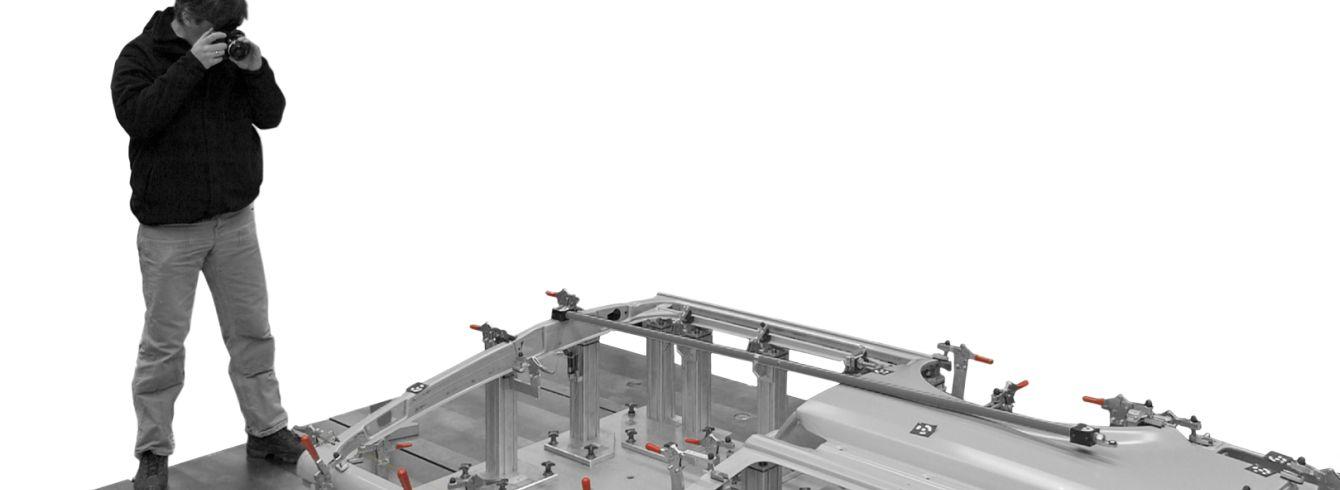 Fotogrametrijsko 3D mjerenje